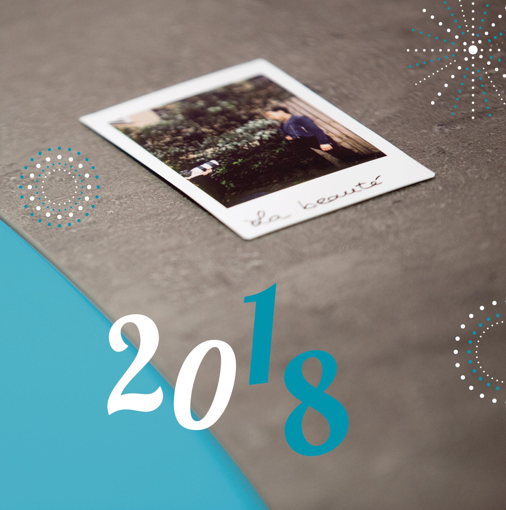 Belle et heureuse année 2018 !